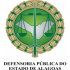 Logo Defensoria Pública do Estado de Alagoas