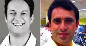 Léo Marques e Luciano Barros Lucena
