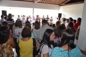 Inauguração da Central da Merenda aconteceu nesta terça-feira.