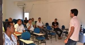 Luciano Barros Lucena - Sec. de Educação