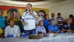 Eduardo Campos em Arapiraca