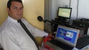 Marcos José - Diretor e apresentador da rádio Farol Melodia FM.