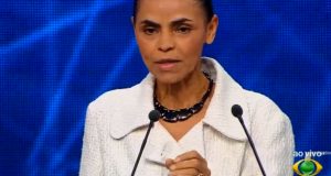 Marina Silva Debate band