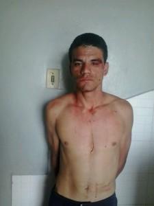 Alisson Ferreira Moura, conhecido como Mancuso, (Foto 11º bpm)