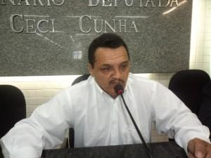 Manoel Messias dos Santos - Vereador de Igreja Nova