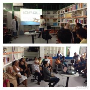 Palestra sobre Saúde Ocular na Castro Alves foi um sucesso.