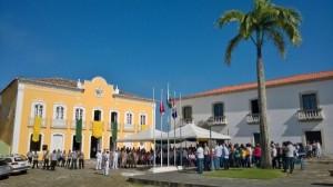 Pça. Barão de Penedo - Sede da Prefeitura Municipal