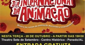 Dia Internacional da Animacao