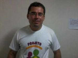 Ricardo Camilo é Ex-Presidente do bairro de Santa Luzia.