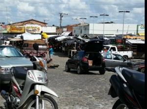 Feira de Penedo (Foto:Boainformacao)