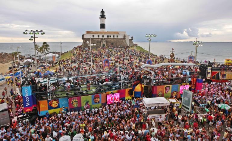 Assistir Carnaval de Salvador ao vivo 2016