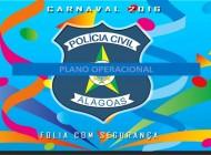Segurança Pública apresenta balanço do carnaval nesta quinta