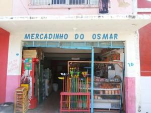 Mercadinho é Localizado na Rua Ulisses Batinga. (Foto: Boa Informação)