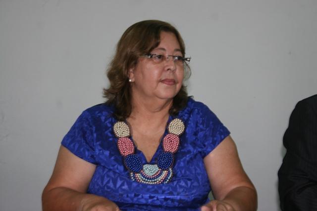 Secretária Municipal, Vera Costa