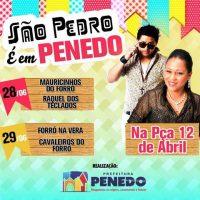 Sao Pedro 2016 Penedo