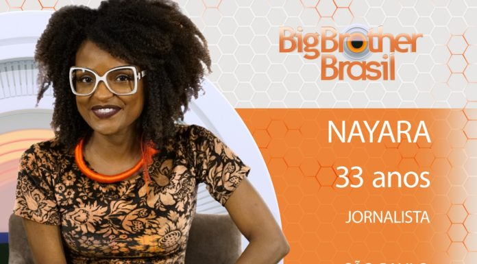 Nayara deverá sair com 90% dos votos no BBB