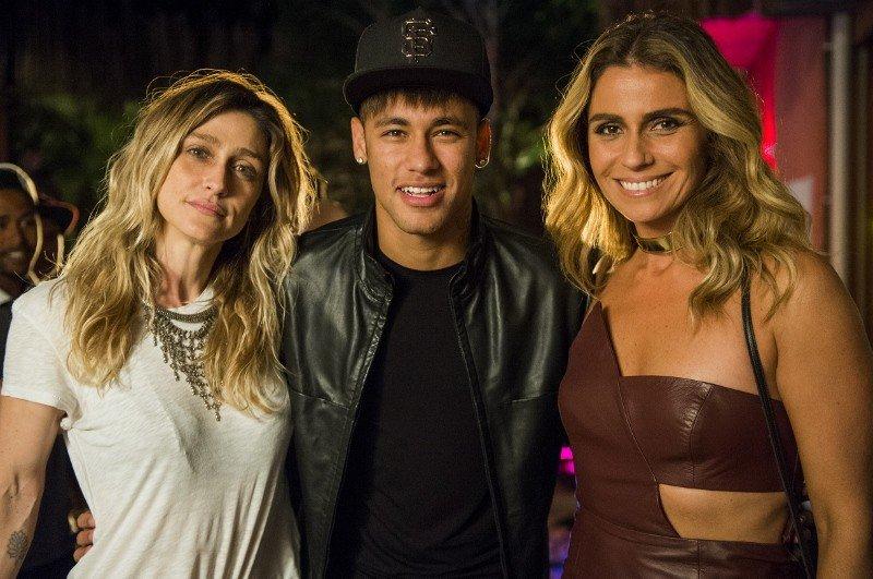 Neymar tinha contrato de exclusividade com a Globo durante a Copa