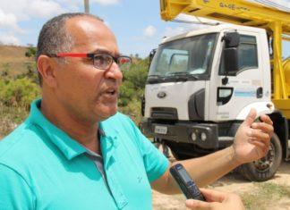 Carlos Tadeu da Silva Rosa. Foto: Ascom/Agência Sergipana de Notícias.