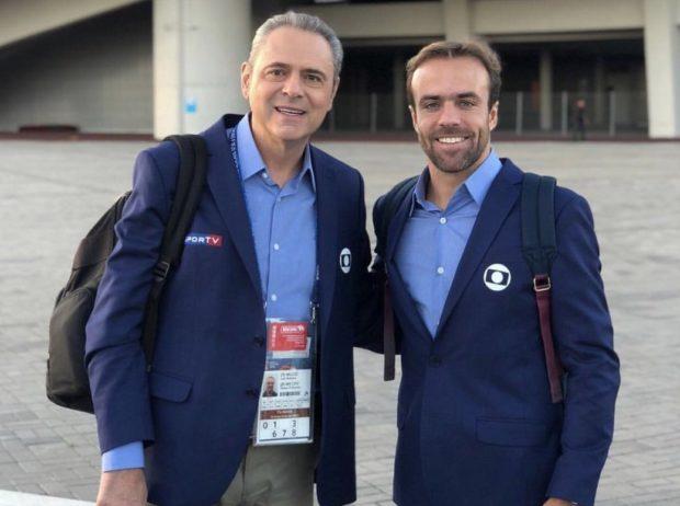 Narrador Da Globo é Detonado Na Web Após Vitória Da Alemanha