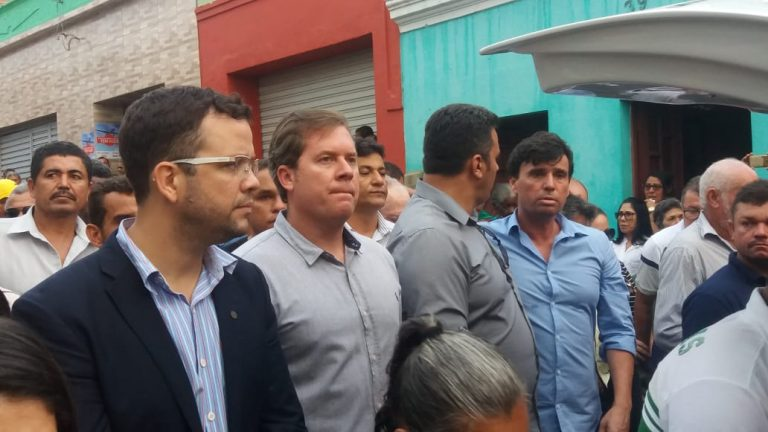 Vereador Alando Lima destaca trajetória política do ex-prefeito Augusto Santos
