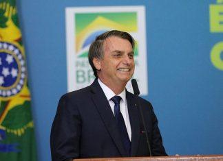 Bolsonaro faz sua primeira visita ao Nordeste