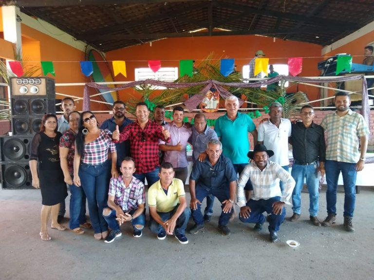 'Arraiá da Agricultura' reúne centenas de colaboradores em Igreja Nova