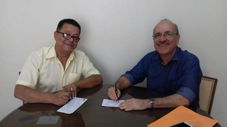 Jorge Alves chega ao MDB para reforçar pré-candidatura de Ronaldo Lopes a prefeito