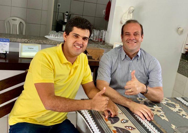 Deda Lobo buscará reeleição ao lado de Dalmo Júnior em Piaçabuçu