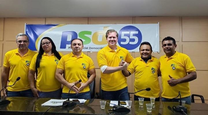 PSD realiza encontro em Arapiraca fortalecendo projeto político de Cícero Valentim