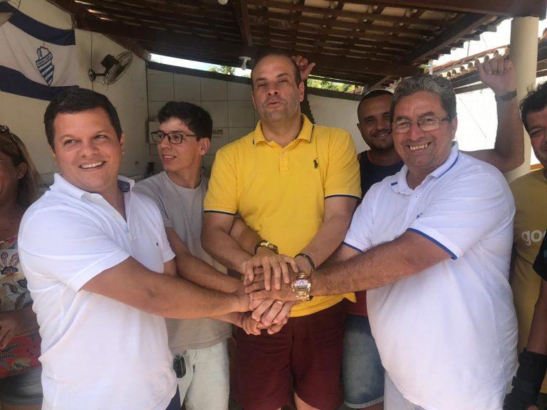 Cidadania23 entrega cargos em Piaçabuçu para apoiar pré-candidatura de Dalmo Júnior