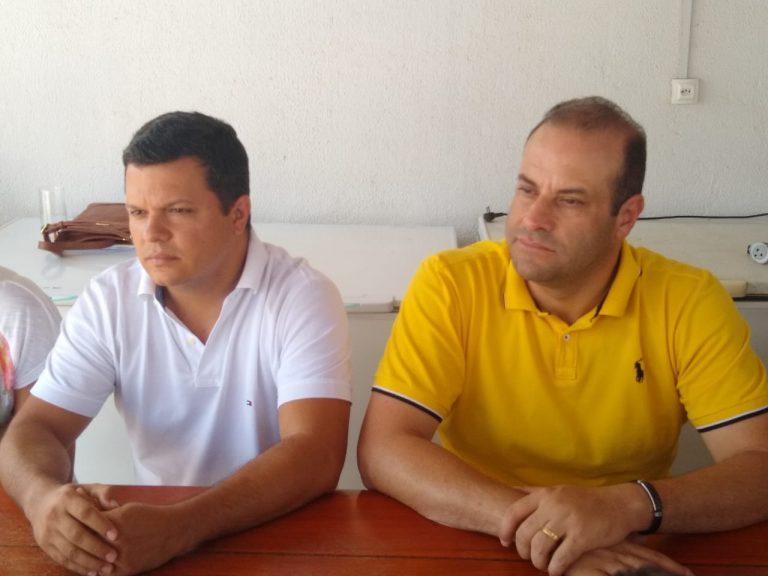 PSDB alinha apoio ao PSB em Piaçabuçu e consagra a chapa Dalmo Júnior e Tiago Carnaúba