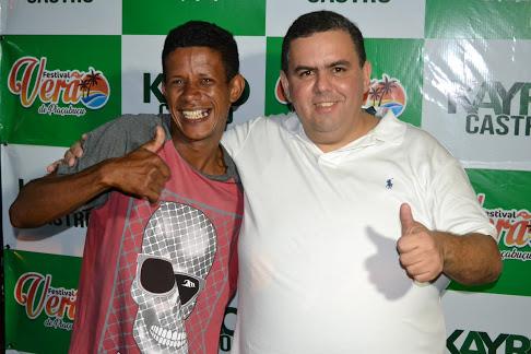 Kayro Castro costura alianças importantes e solidifica pré-candidatura em Piaçabuçu