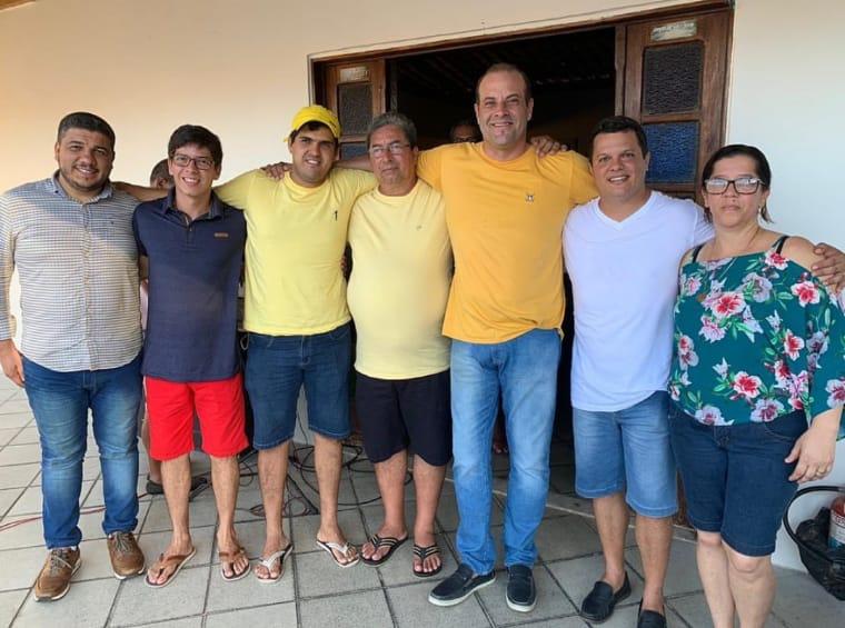 Durante festa de aniversário, Eufrásio Dantas anuncia pré-candidatura a vereador
