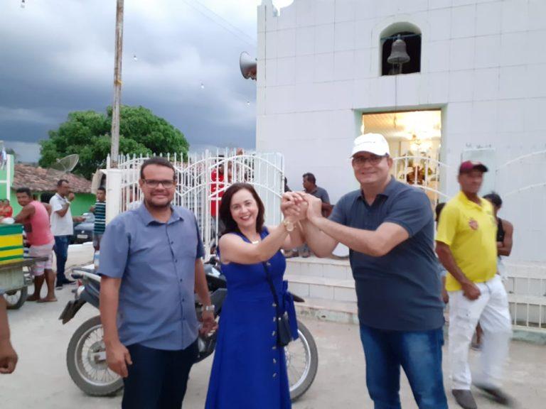Ex-vereador Lobão adere a pré-candidatura de Daniela Cavalcante em Porto Real do Colégio