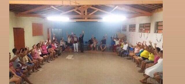 Prefeito Djalma Beltrão autoriza doação de terreno para associação de moradores