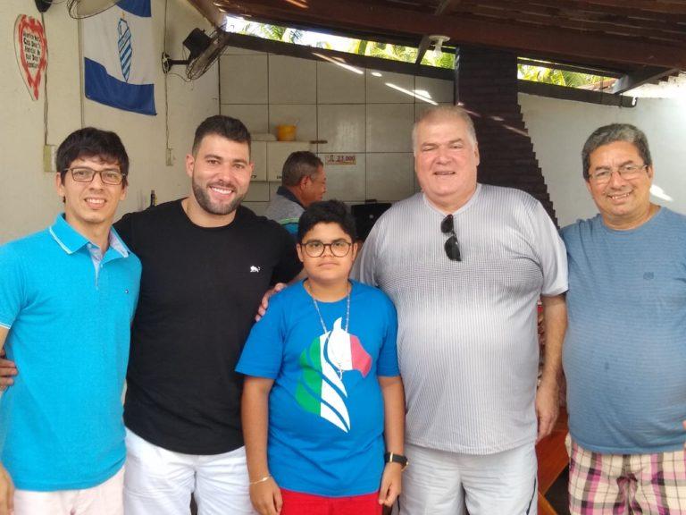 Cidadania23 volta a apoiar prefeito Djalma Beltrão em Piaçabuçu