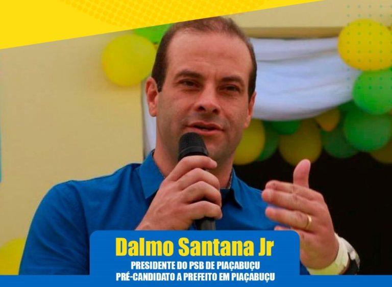 Dalmo Jr adia entrevista na Penedo FM para a terça-feira (14)