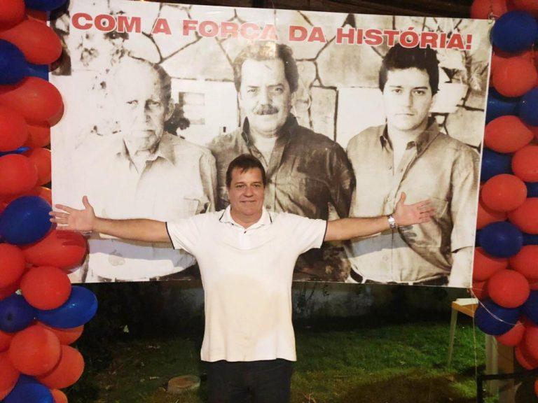 Família Andrade mantém legado com volta de Cidoca ao legislativo penedense