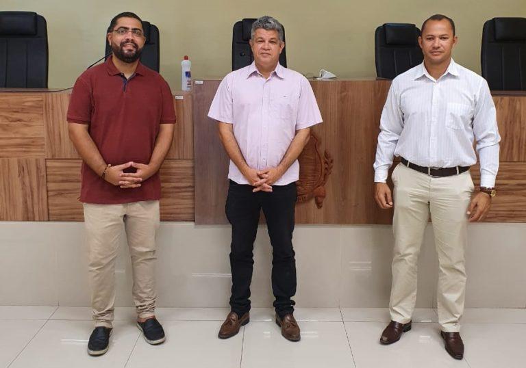 Por indicação do PSDB, Fagner Matias assume Controladoria da Câmara Municipal de Penedo